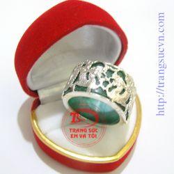 Nhẫn ngón cái đẹp