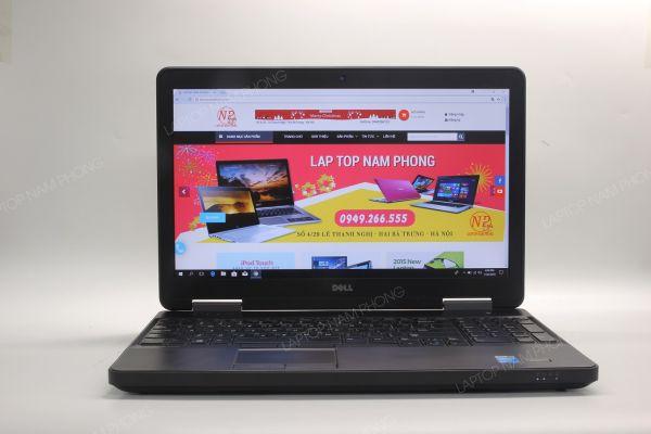 Dell Latitude E5540 (i5-4310U-4GB-320GB- 15.6 inch Full HD) NVIDIA GeForce GT 720M