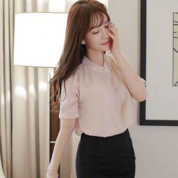 Áo sơ mi nữ Hàn Quốc Fiona m1686