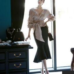 Chân váy Dint Hàn Quốc SK1554