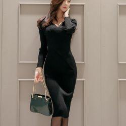 Váy liền thân Esther Hàn Quốc 4563