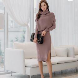 Váy liền thân Esther Hàn Quốc 4566