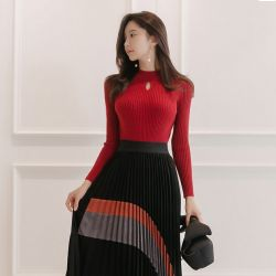 Áo len nữ Ether Hàn Quốc 4544