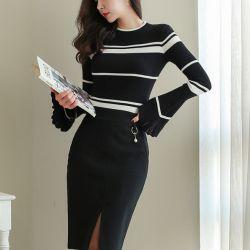 Váy liền thân Esther Hàn Quốc 4523