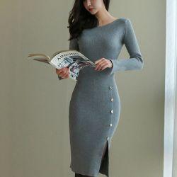 Váy liền thân Esther Hàn Quốc 4527