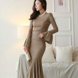 Váy liền thân Esther Hàn Quốc 4534