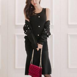 Váy liền thân Esther Hàn Quốc 4546