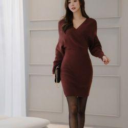 Váy liền thân Esther Hàn Quốc 4579