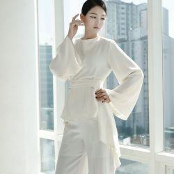 Áo sơ mi nữ Dnit Hàn Quốc 261163