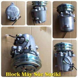 Block Máy Xúc Suzuki