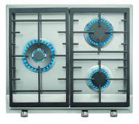 Bếp Gas Âm Teka EX 60.1 3GAI AL DR CI