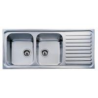 Chậu Rửa Teka ClASSIC 2B1D