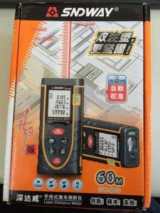 Máy đo khoảng cách laser SNDWAY