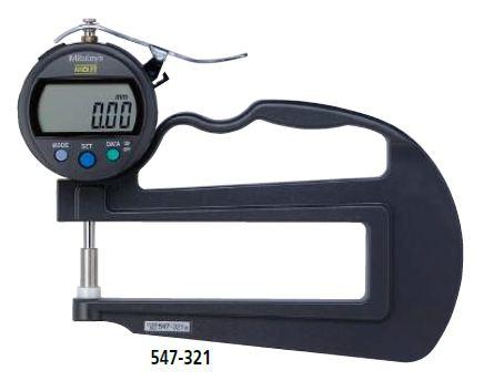 Đồng hồ đo độ dày điện tử Mitutoyo - Nhật Bản chính hãng