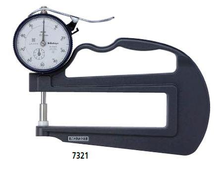 Đồng hồ đo đọ dày cơ khí Mitutoyo - Nhật Bản chính hãng