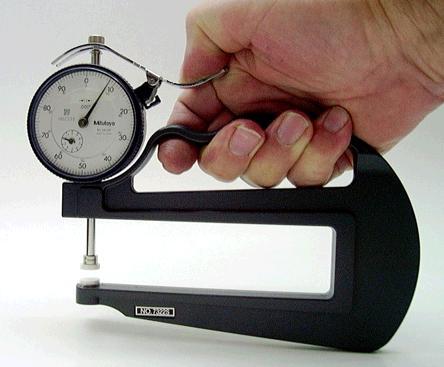 Đồng hồ đo độ dày 7321 Mitutoyo - Nhật