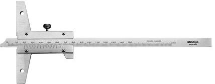 Thước đo sâu cơ khí 527-121 Mitutoyo Nhật