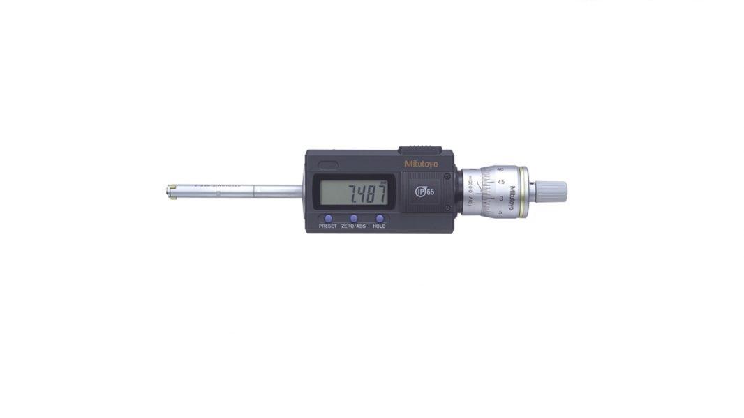 Panme đo lỗ ba chấu điện tử 468-162 Mitutoyo Nhật