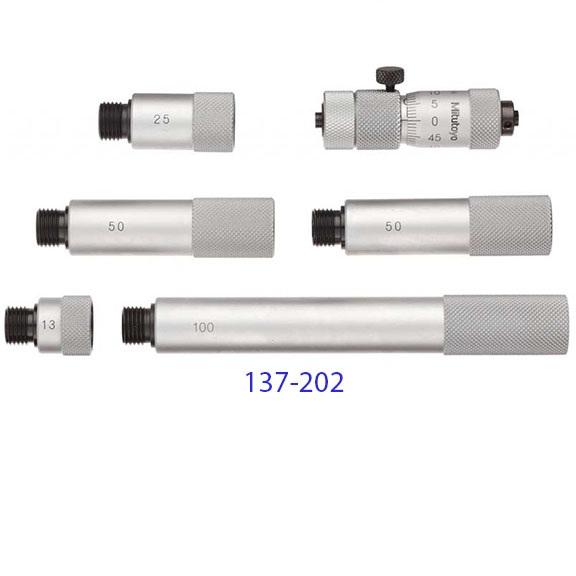 Panme đo trong 137-202 (50-300mm/0.01mm)