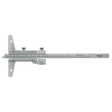 Thước đo sâu cơ khí 527-121 (0-150mm/0.02mm)