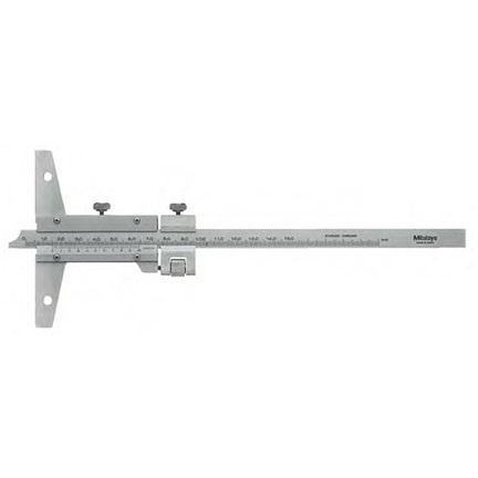 Thước đo sâu cơ khí 527-122 (0-200mm/0.02mm)