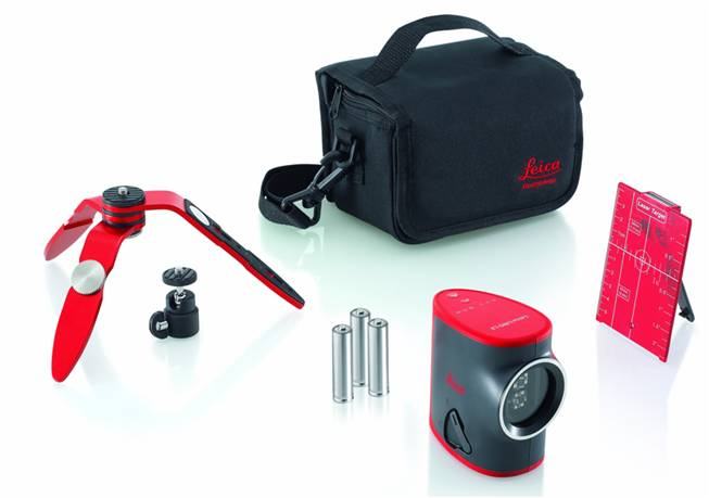 Máy mực laser Leica Lino L2
