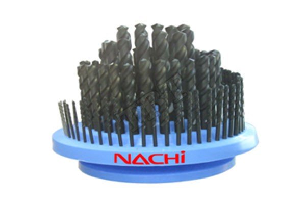 Bộ mũi khoan sắt 100 mũi Nachi Nhật