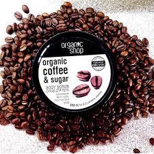 Kem tẩy da chết toàn thân Organic Shop 200g