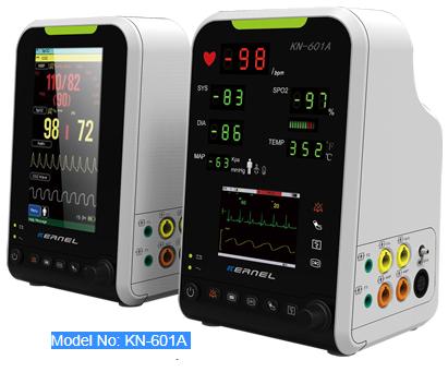 Monitor theo dõi bệnh nhân đa thông số Kernel Model No: KN-601A