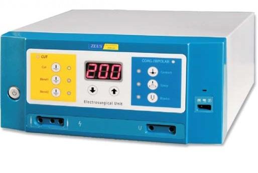 Máy đốt điện cao tần kỹ thuật số Zerone Zeus 200 Hàn Quốc. Giá: 16.000.000 đ
