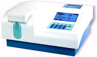 Máy xét nghiệm sinh hóa bán tự động URIT 810
