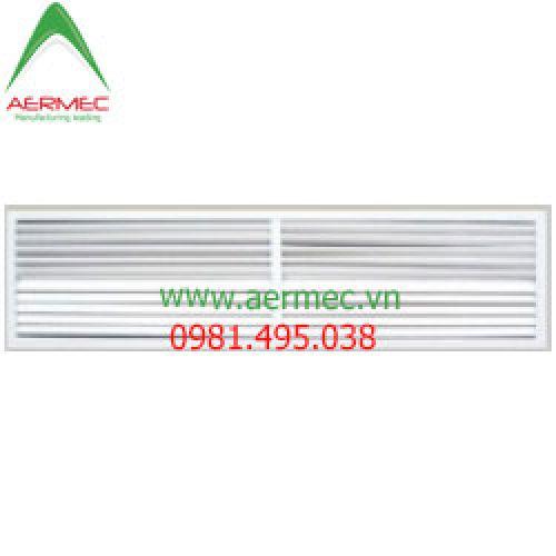 Miệng gió hắt nan cong 2 hướng (AGL - 2WAY) Air grille louvre