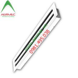 Miệng gió kiểu khe - 2 khe (SLD) Slot linear Diffuser