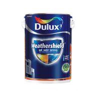 Sơn nước Dulux Weathershield Poweflexx với nhiều tính năng vượt trội