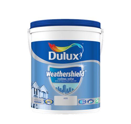 Sơn lót ngoại thất Dulux Weathershield Chống Kiềm cao cấp chính hãng