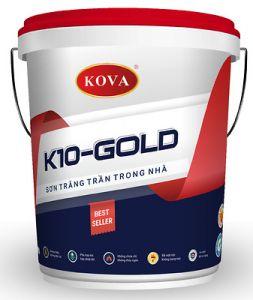 Sơn Kova K10-Gold - Sơn trắng trần trong Nhà