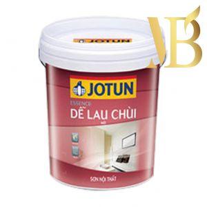 Sơn Jotun Essence dễ lau chùi nội thất 17L