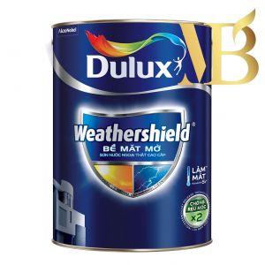 Dulux Weathershield Bề Mặt Bóng BJ9