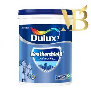 Sơn Lót Ngoại Thất Dulux Weathershield Chống Kiềm 18L