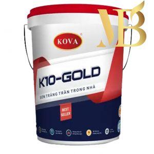 SƠN TRẮNG TRẦN TRONG NHÀ K10-GOLD