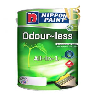 Sơn Nippon Odour-less All-in-1
