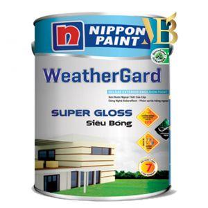 Sơn Nippon WeatherGard Siêu Bóng