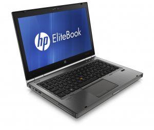HP Elitebook 8460W (i7-2670QM-4G-250G - 14.0 inch HD+) ATI 7400M
