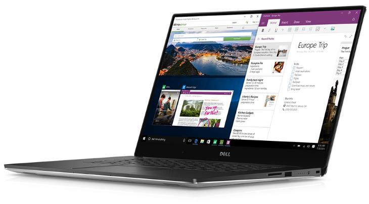 Dell XPS 15-9550 ( i7-6700HQ, ram 8G, SSD 256Gb, VGA NVIDIA GTX 960M- 4G, màn 15.6″ Full HD