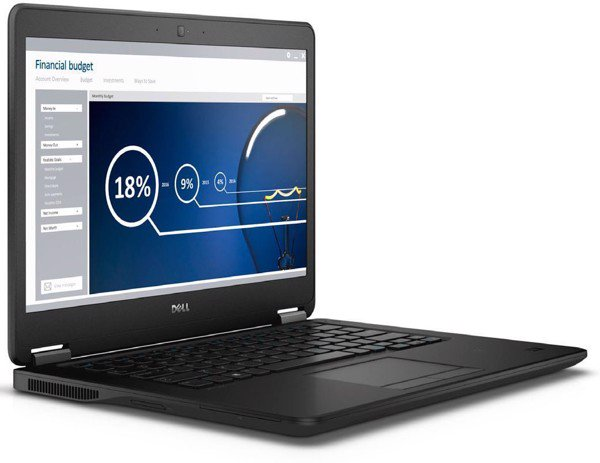 "Dell Latitude E7470 (Core i5-6200U/ Ram 8GB/ SSD 512GB/ 14"" HD Plus"