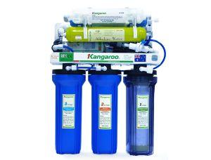 Máy lọc nước Kangaroo KG104 - 7 lõi không vỏ tủ