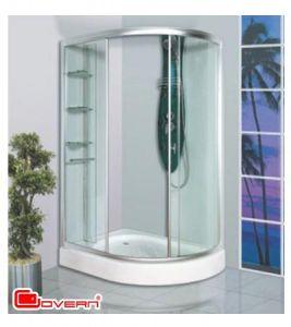 Cabin tắm vách kính GOVERN JS-8130B