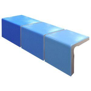 Gạch bể bơi INAX-155/90-14/POL-B1, B2, B3