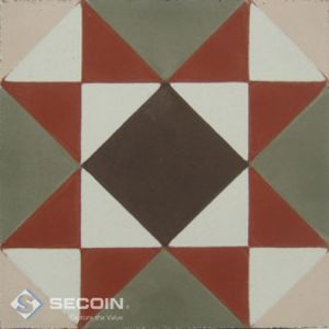 Gạch bông Secoin 14×14 M415