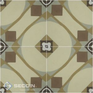 Gạch bông Secoin 14×14 M486